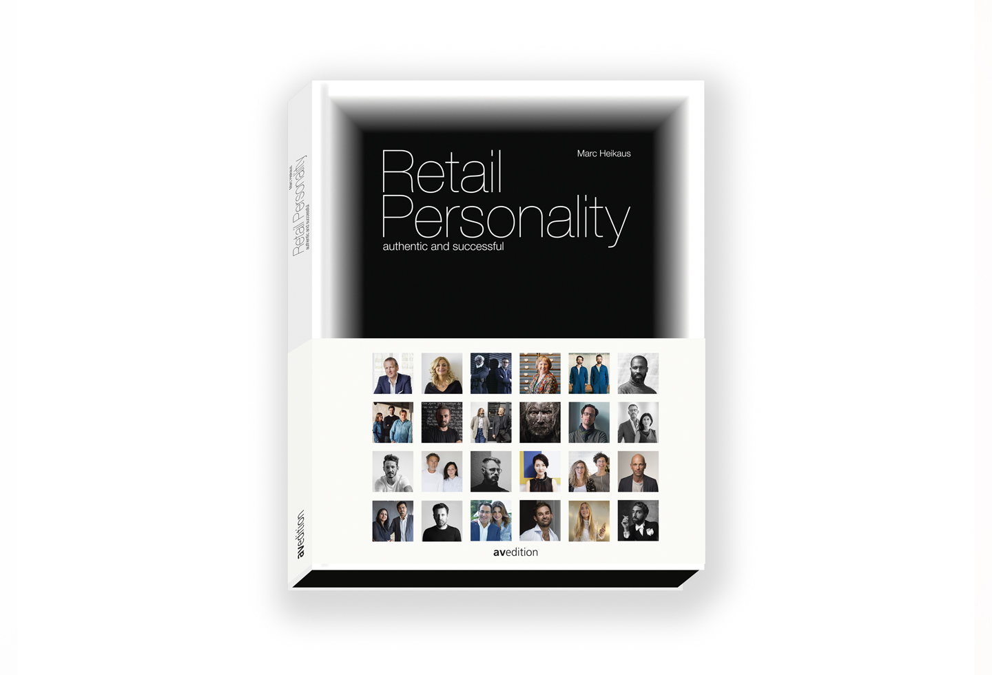 Retail Personality - authentic and successful